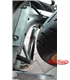 výfukové koleno  BMW K100 pravá strana