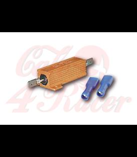 Resistor for LED-indicator, 7,5 Ohm, 50 Watt