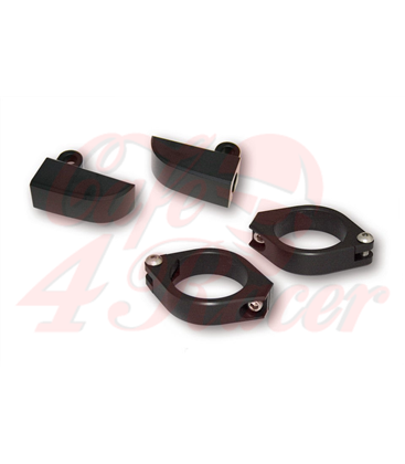 HIGHSIDER indicator bracket set for  35-37mm forks