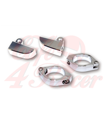 HIGHSIDER indicator bracket set for  50+52+54 mm