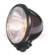 4 1/2 inch spotlight, black housing