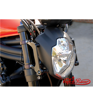UB1 headlight set with HIGHSIDER bracket and URBAN headlight