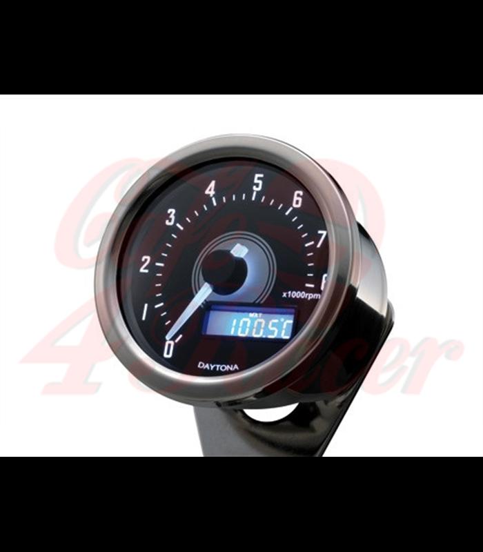 Cafe Racer Digital Tachometer How To