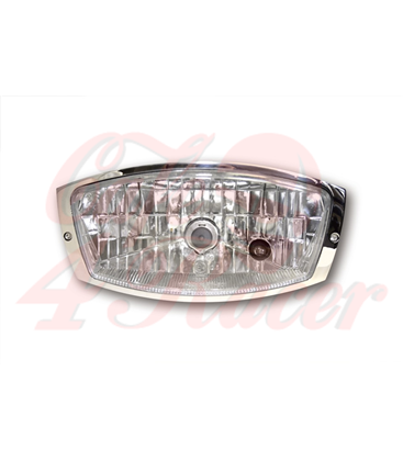 HIGHSIDER Main headlight OREGON side mount