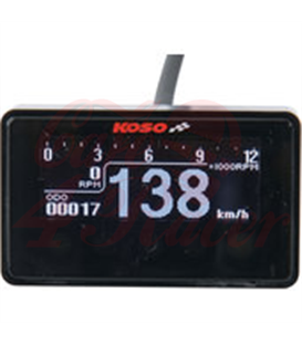 Koso D1-OLED Digital-Instrument