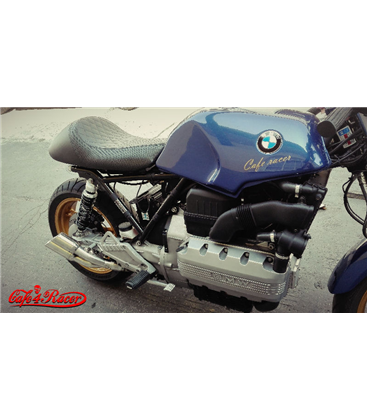 Thunder Slash  + pipe for BMW K100 right side