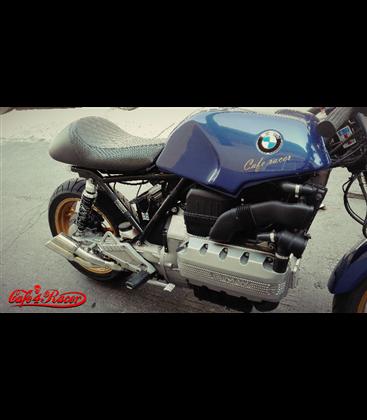 Thunder Slash  + pipe for BMW K100 right side