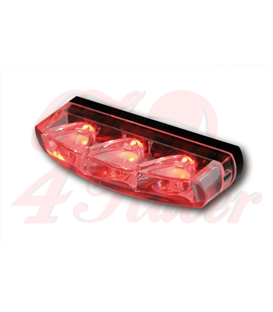 SHIN YO LED Tail Light CRYSTALclear glass