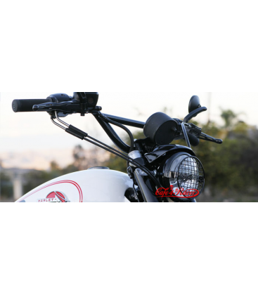 "FEHLING Handlebar 22mm  7/8""  Moto Cross  79,5 cm"