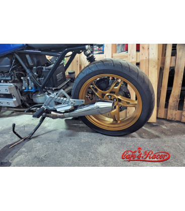 exhasut  style 66 + collector4to1 for BMW K100