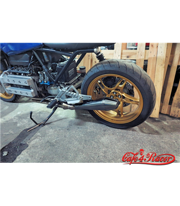 exhasut  style 66 black + collector4to1 for BMW K100