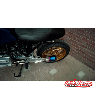 exhasut GP style 03B blue + collector4to1 for BMW K100