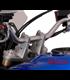 SW-Motech nadstavec riaditok 30 mm čierna/strieborná