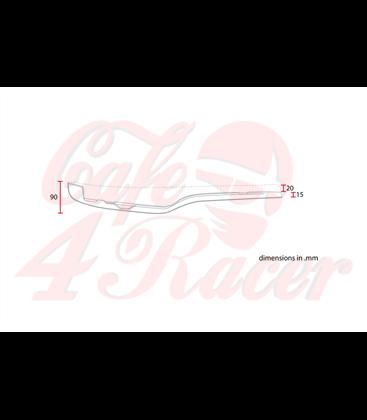 Cafe racer Scrambler CX500 Typ1