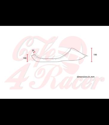Sportster Café Racer seat