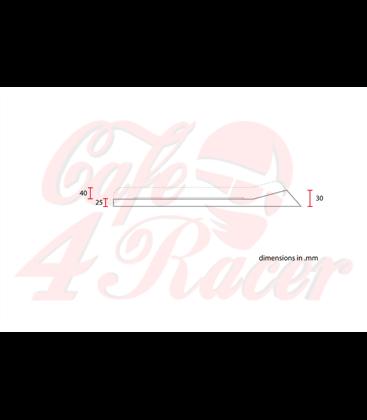 Cafe racer Scrambler Typ8