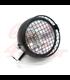 16cm 6.4 Inch Retro Grill chránič predného svetla SCR1