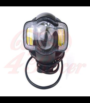 HIGHSIDERLED- hmlové LED-MICRO svetlo