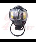Motorcycle LED  Hmlové- predné svetlo s  USB  nabíjačkou