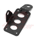 License Plate Side Mount Bracket