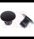HIGHSIDER CNC cap for M10 mirror thread, black