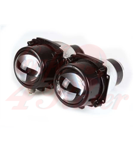 Projection headlight pair H3