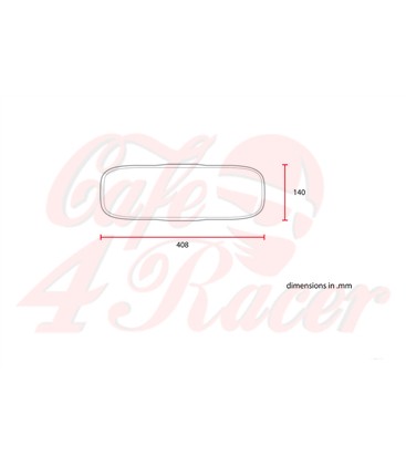 Universal Front Fender ABS  No3L