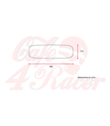 Universal Front Fender ABS  No3S
