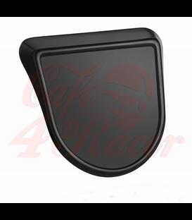 Universal front mask for flat track-scrambler