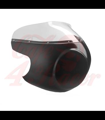 Univerzálna cafe racer maska