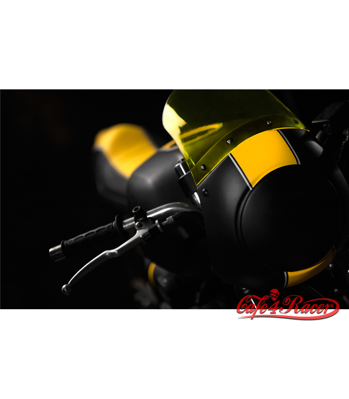 Universal Rearsets For Classic And Cafe Racer