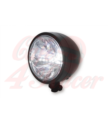 HIGHSIDER 130 mm LED hlavné svetlo  MIAMI