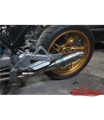 exhasut GP style 03 + collector4to1 for BMW K100