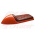 Cafe Racer seat CR12 Brown RHOMBUS