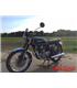 Cafe racer Scrambler Typ7 Brown SQUARE