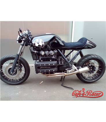 BMW K100 collector 4to1 30° longer version