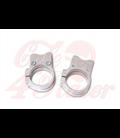 LSL Sport-Match handlebar clamps silver