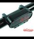 MOTOGADGET adaptér  22mm, čierny pre  motoscope mini alebo  motosign mini
