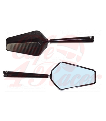 HIGHSIDER handle bar mirror PRATO