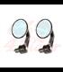 Spätné zrkadá CR3  okrúhle