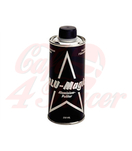 Alu-Magic, aluminium polishing, 250 ml.