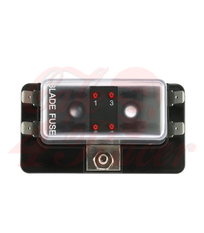 fuse box 4 6 10 way led warning light cafe 4 racer fuse box 4 6 8 way led warning light