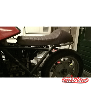Cafe Racer seat  Type 3 for Yamaha SR400 SR500 XS650