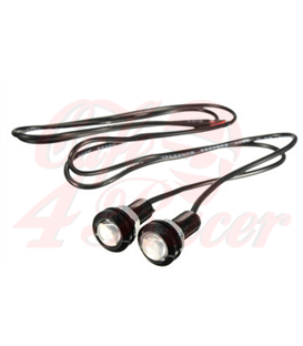 Bar END LED Turn Signal Indicators CR16