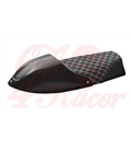 BMW R75/85/100 twin shock BMW Café Racer Scrambler seat Dark Brown RHOMBUS