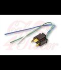 3 pinový konektor MALE