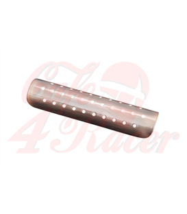 Exhaust heat shield, Copper