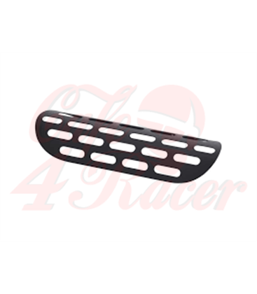 Exhaust heat shield, Classic black