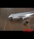 Megaton Silencer Reverse Cone Chrome