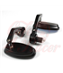 Handle Bar End Side Mirrors CR6 oval